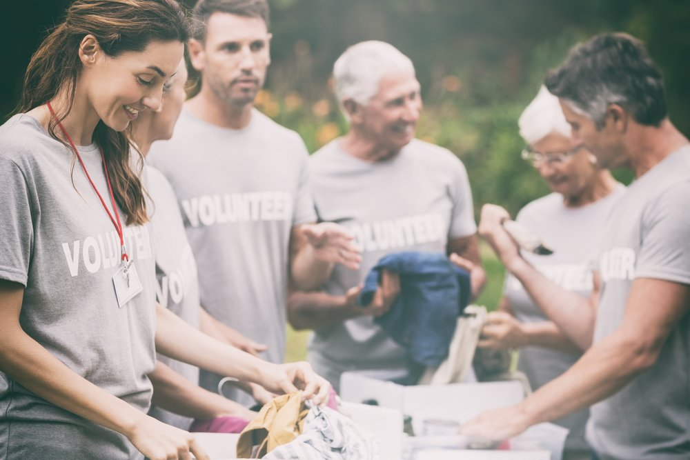 Love to volunteer? - Enroll in an on-site volunteer program.