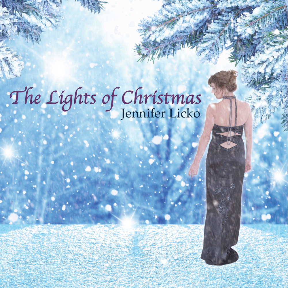 Celtic Album of the Year Winner , Jennifer Licko releases a follow up Christmas CD featuring Pat Mangan from   Riverdance.