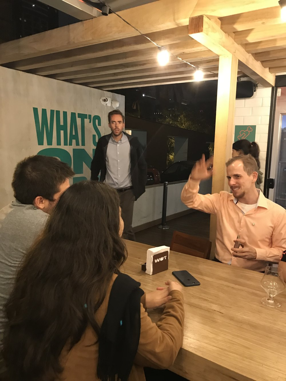 @ What's on Tap?