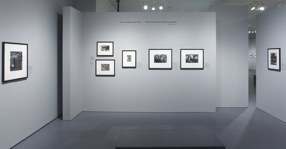 Jewish Museum Photo League Gallery Floating Wall