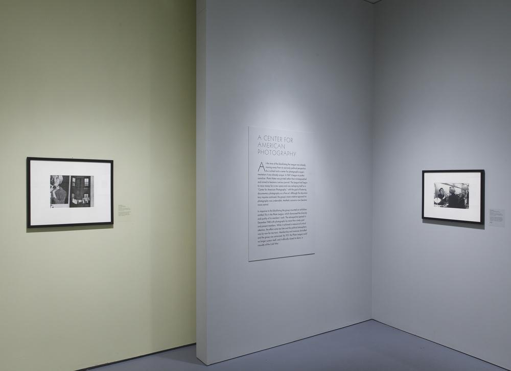 Jewish Museum Photo League Gallery Graphics