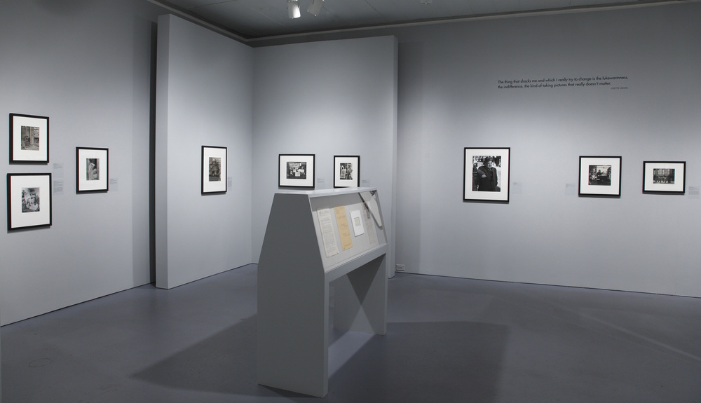 Jewish Museum Photo League Gallery Space