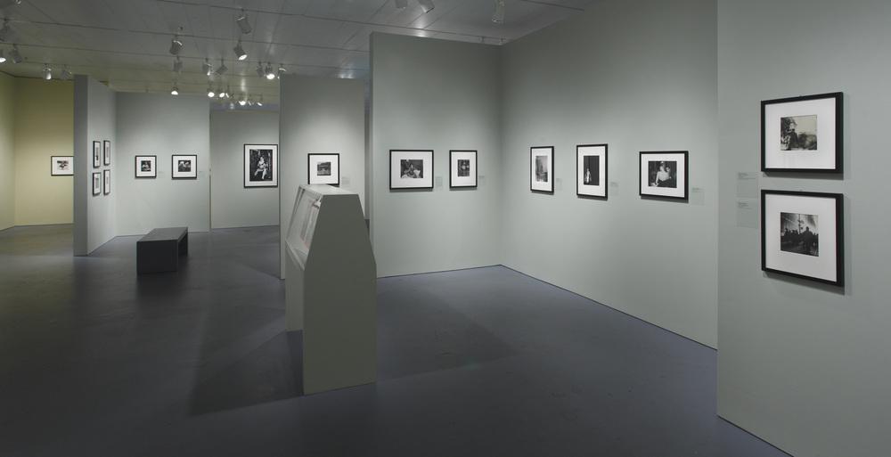 Jewish Museum Photo League Gallery Walls