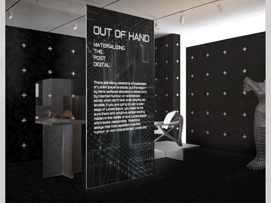 Museum of Architecture & Design: Out of Hand Gallery Concept Page 6