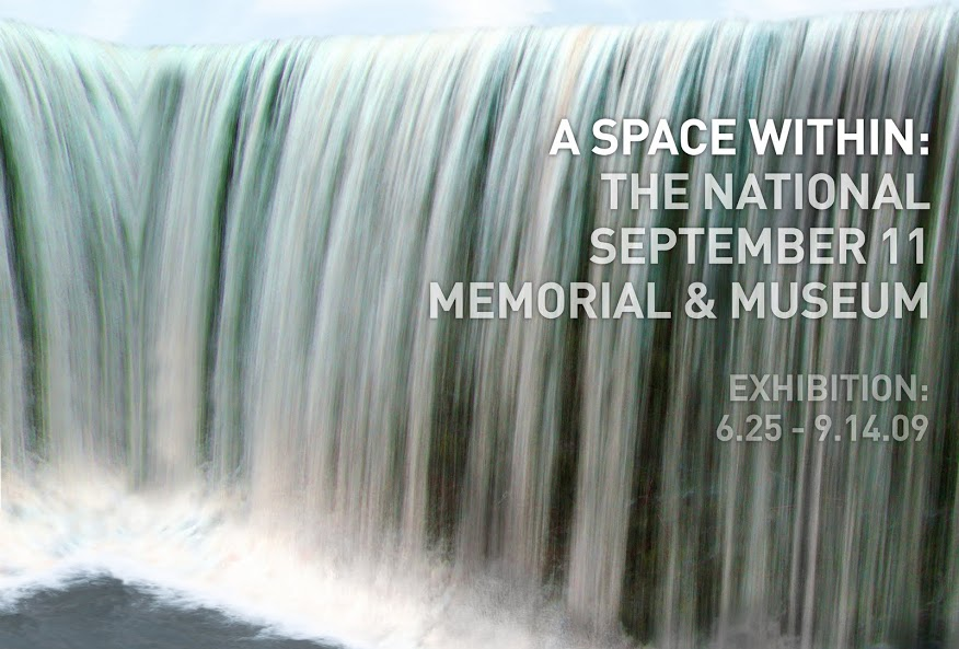 9/11 Memorial Exhibit Postcard