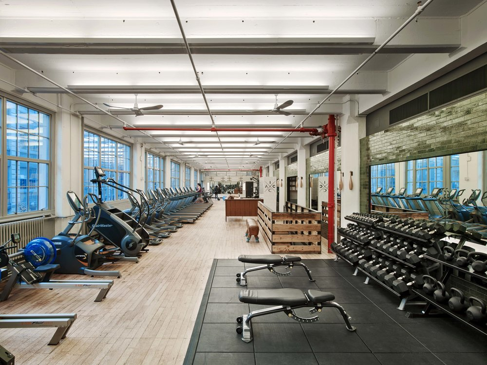 Industry City Athletic Club Free Overall Gym
