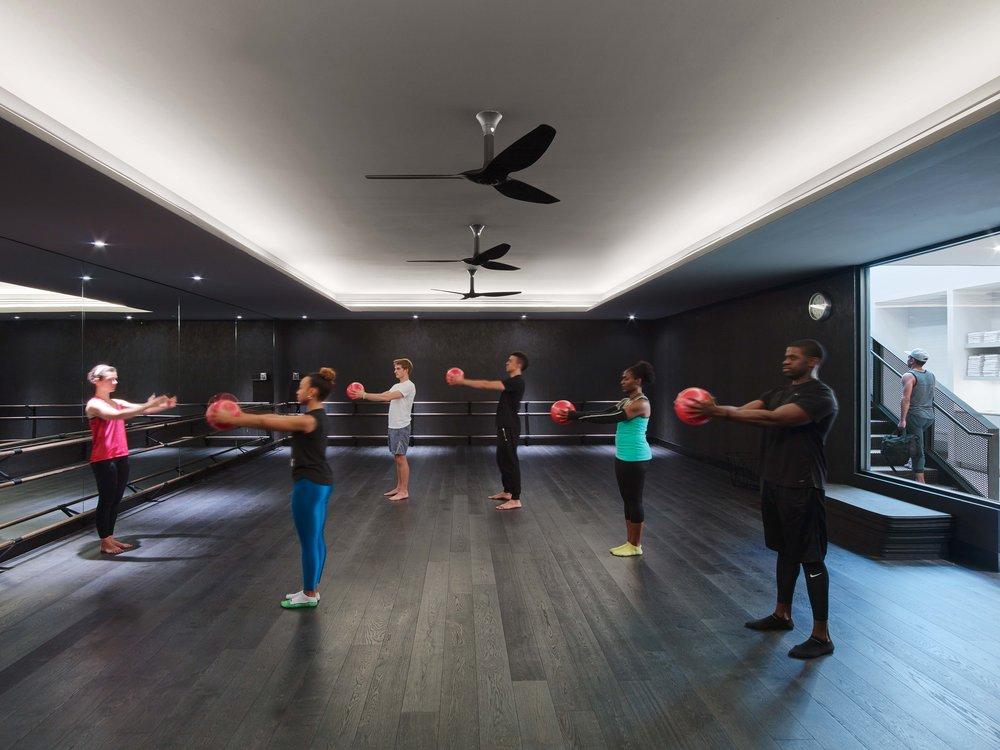 Equinox Williamsburg Yoga and Dance Studio
