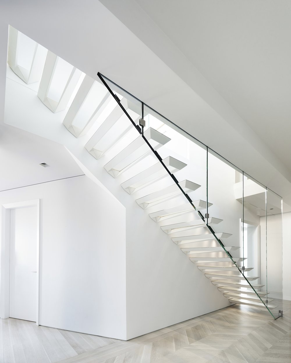 CPW Apartment Stair Back