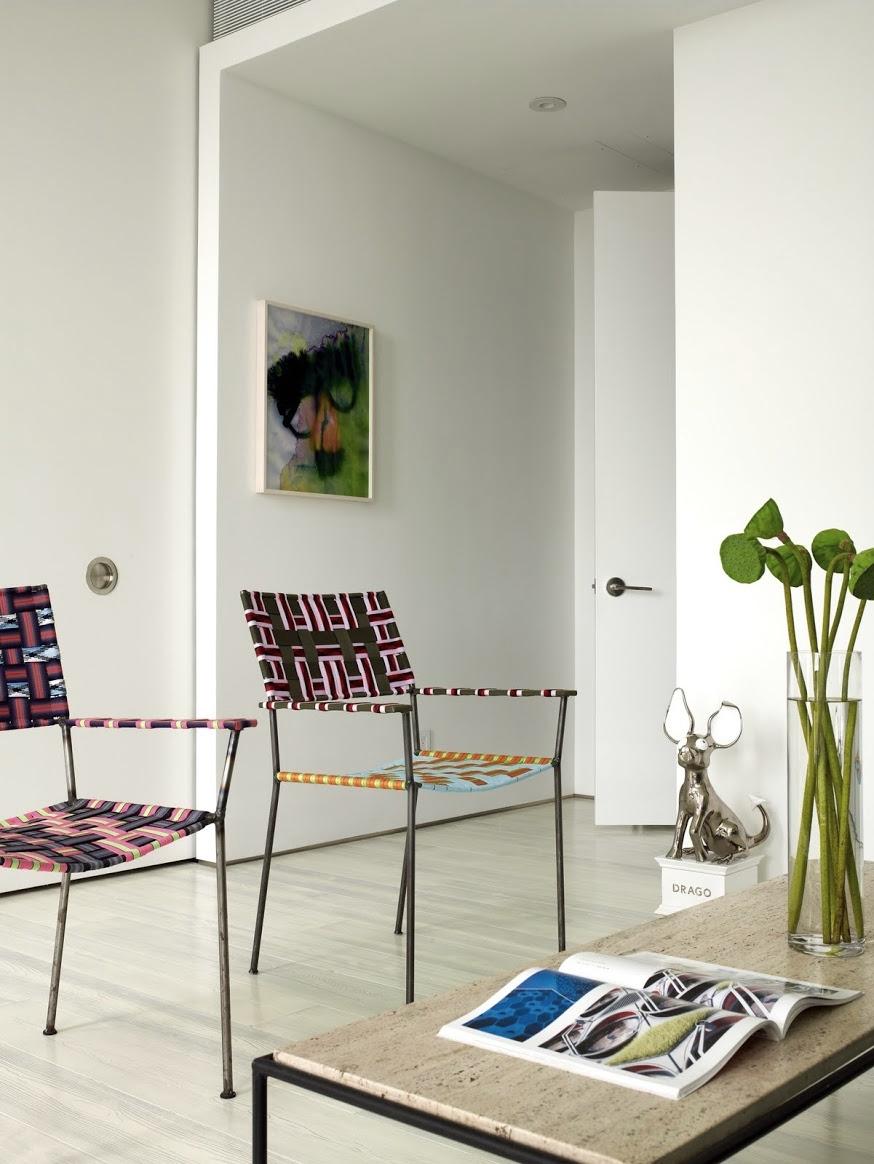 Warren Apartment Study Chairs
