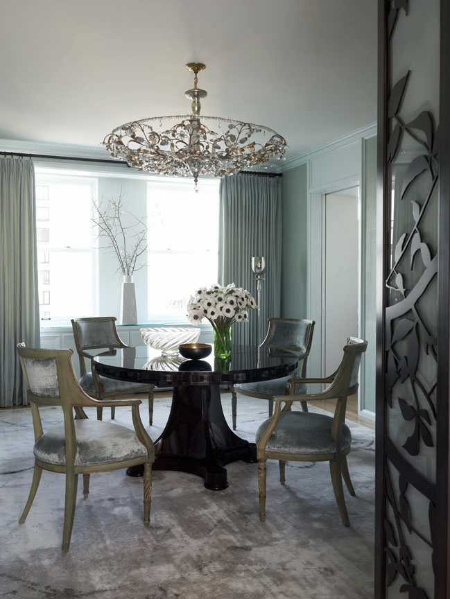 Carnegie Hill Apartment Dining Room