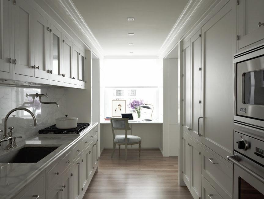 Carnegie Hill Apartment Kitchen
