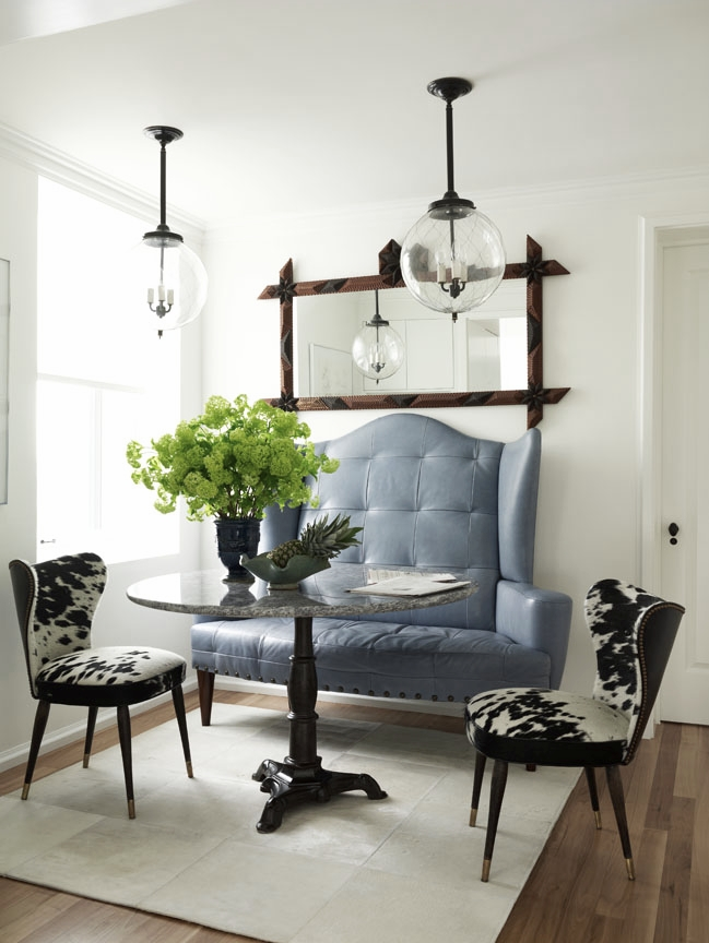 Carnegie Hill Apartment Breakfast Room