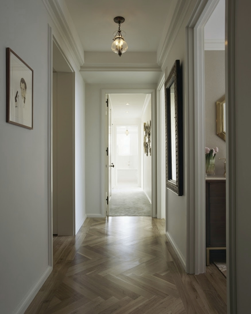 Carnegie Hill Apartment Hallway