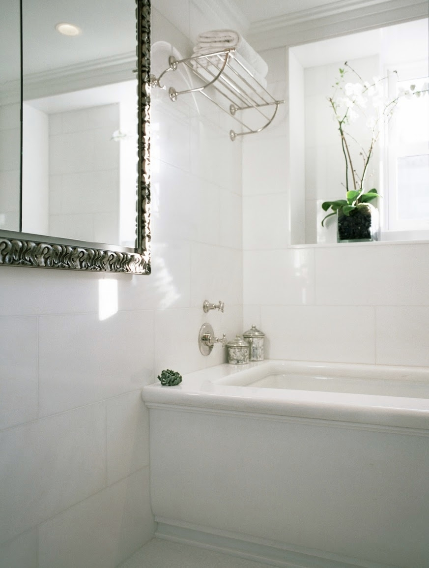 Carnegie Hill Apartment Bath Tub