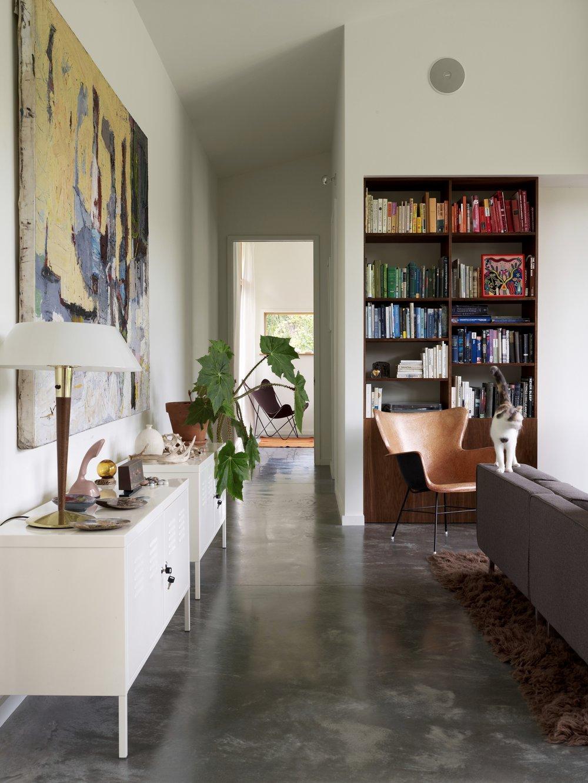 Confluence House Hallway