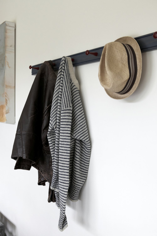 Confluence House Coat Rack Detail