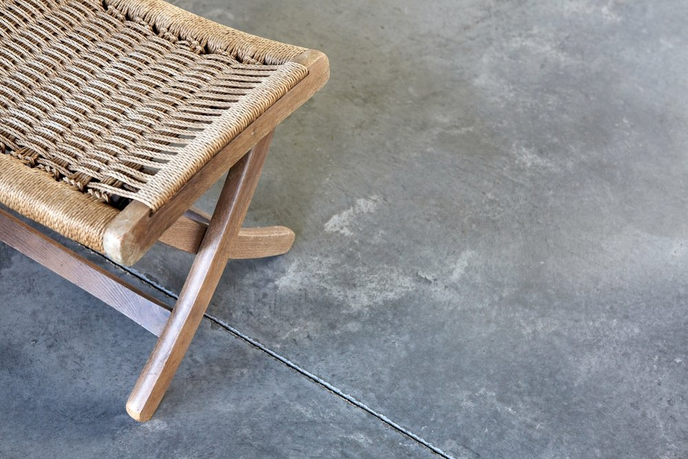 Confluence House Stool Detail