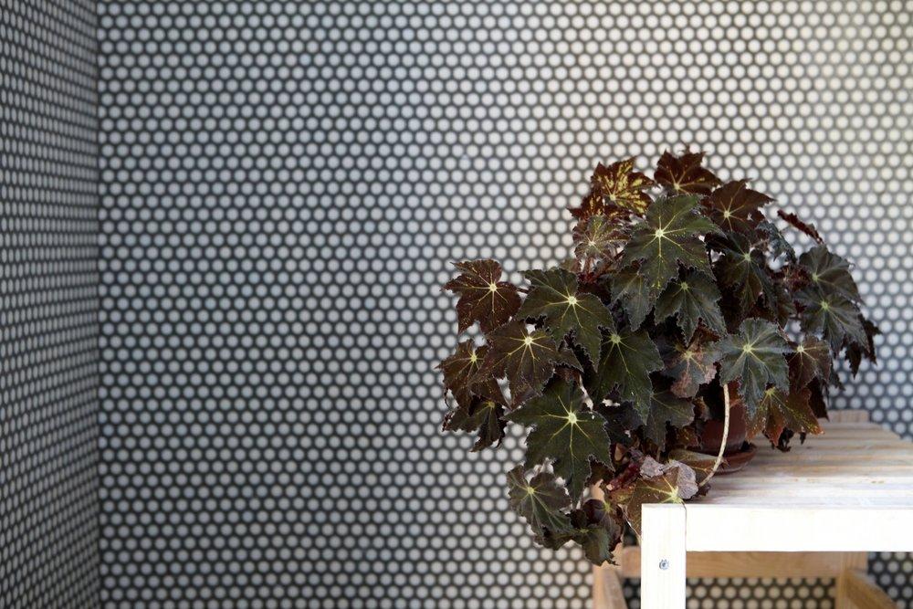 Confluence House Tile Detail