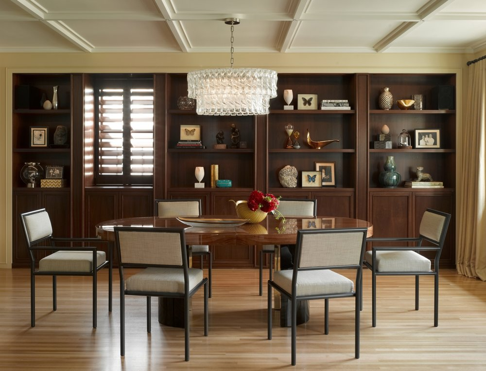 Lincoln Apartment Dining Room
