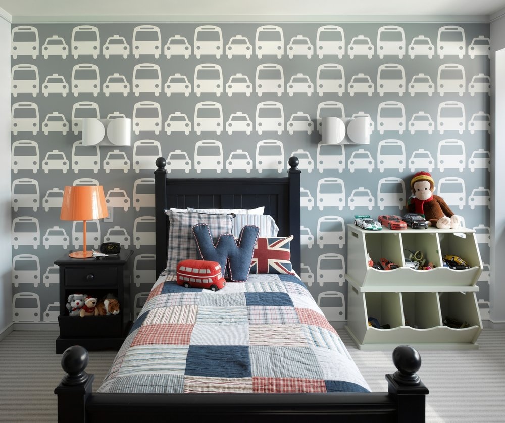 Lincoln Apartment Boy's Bedroom