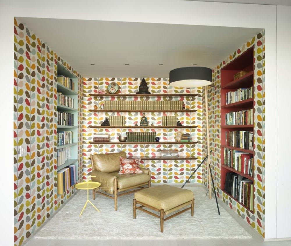 Bohemian Apartment Study