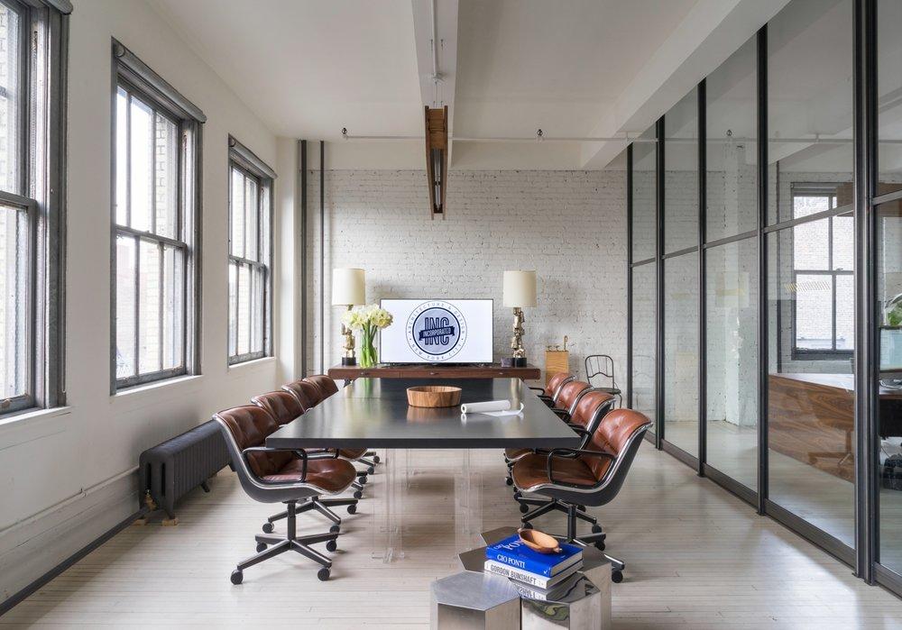 INC Architecture & Design Conference Room