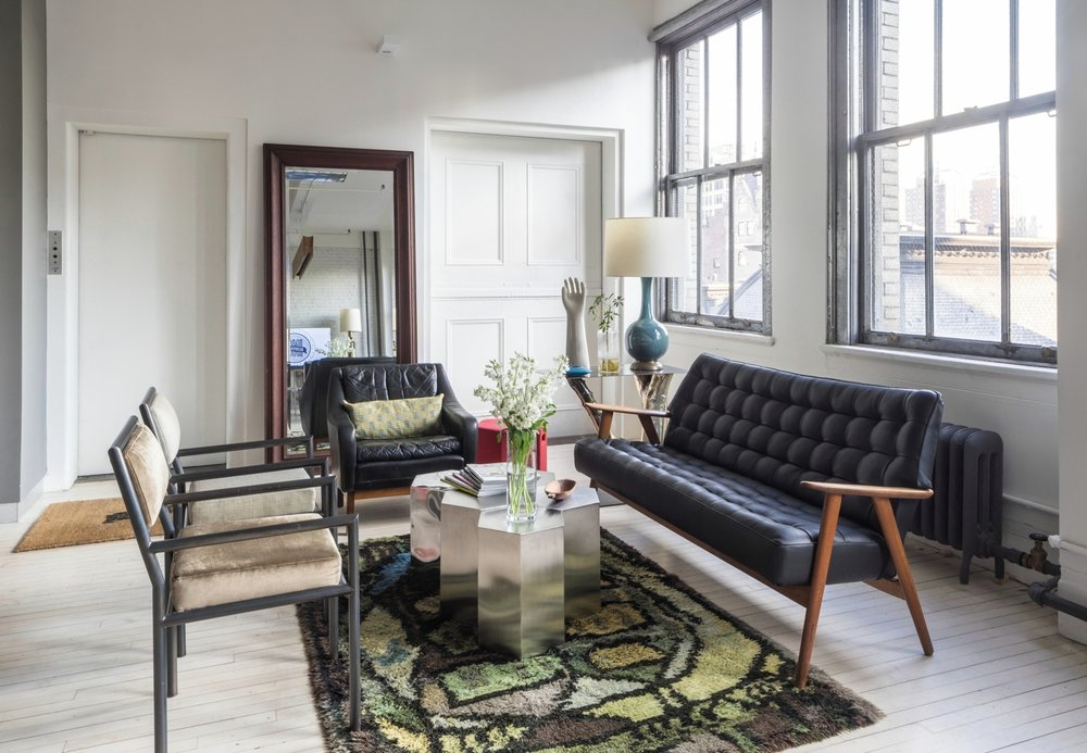 INC Architecture & Design Sitting Area