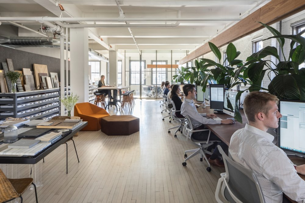 INC Architecture & Design Desks and Meeting Tables