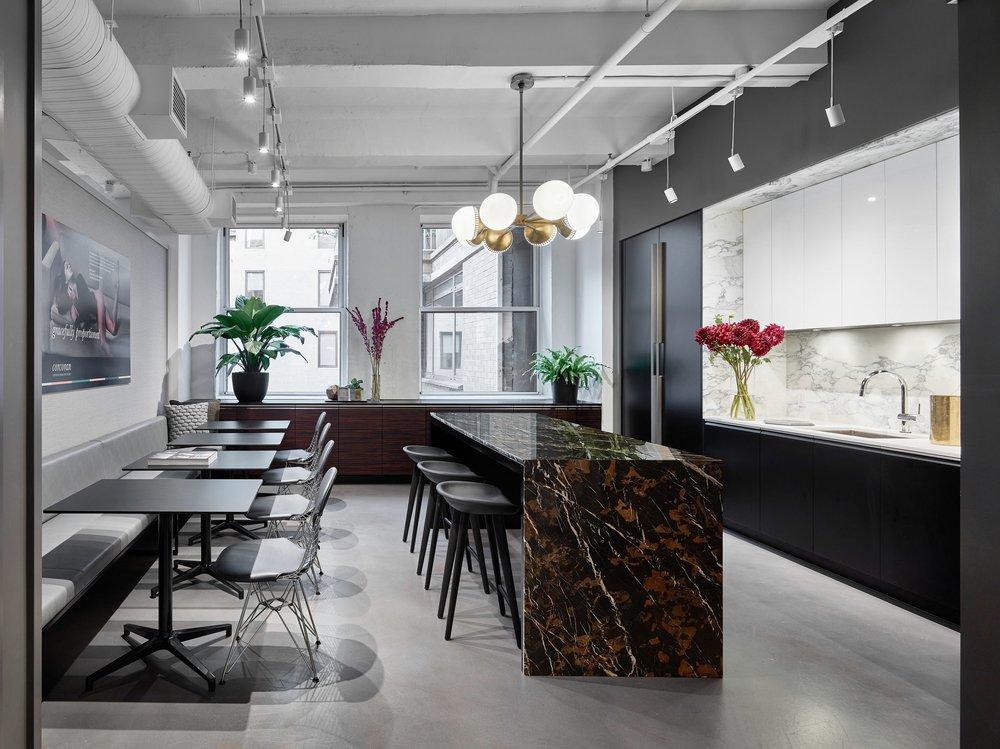 Corcoran Chelsea Kitchen