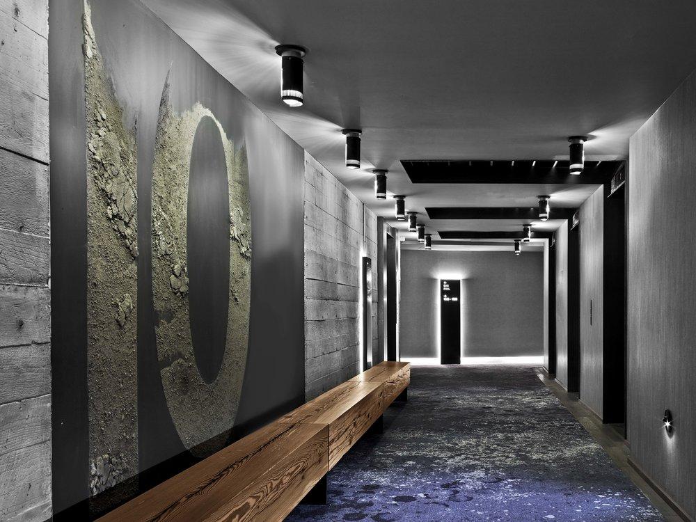 1 Hotel Brooklyn Bridge 10th Floor Hallway