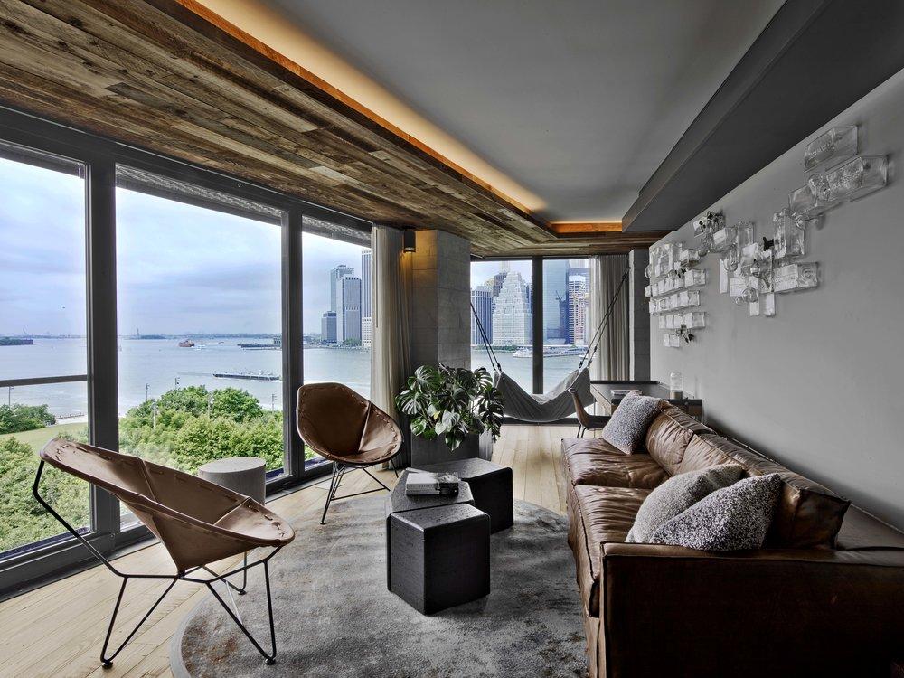 1 Hotel Brooklyn Bridge Guest Suite