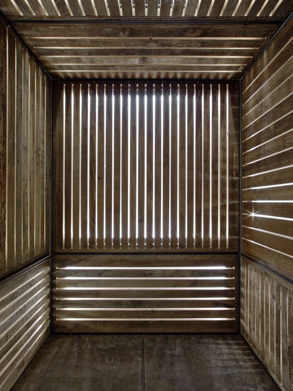 1 Hotel Brooklyn Bridge Elevator