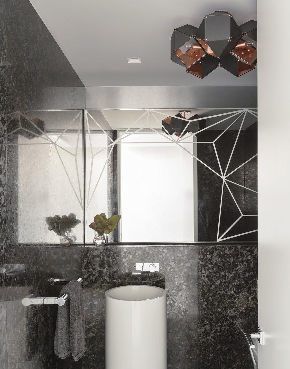 East 77th Street Apartment Bathroom