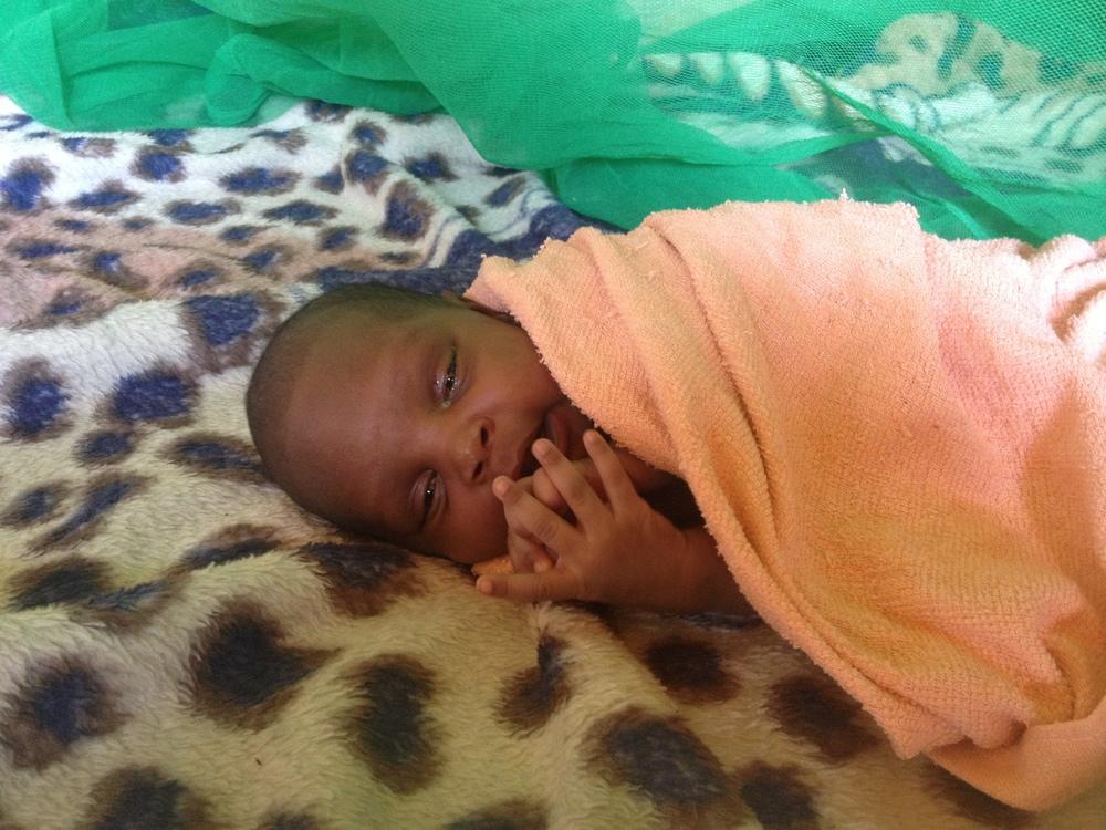 Meet baby Kari