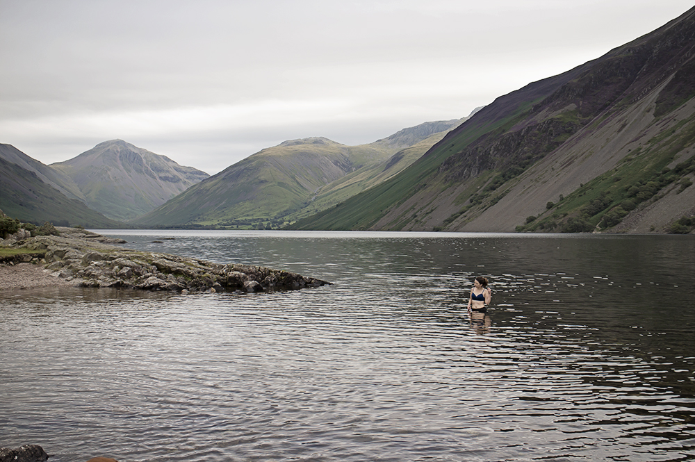 travel lake district wast water vizsla blogger 5