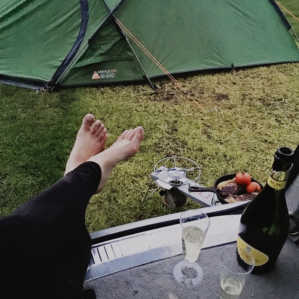 Waterside Farm Ullswater Camping Travel Blogger Review 1