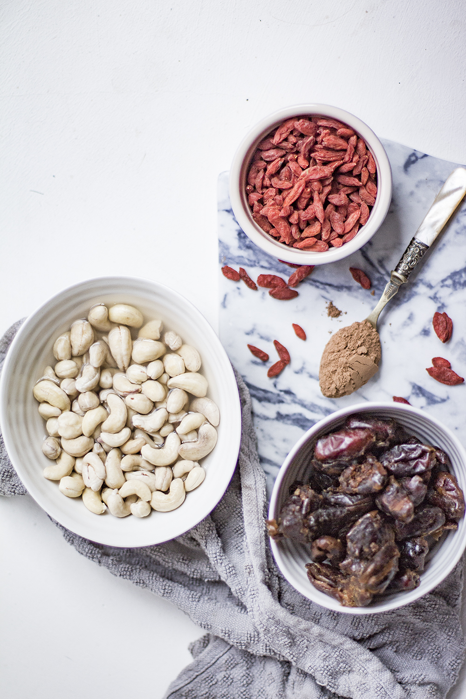raw cacao bites 7