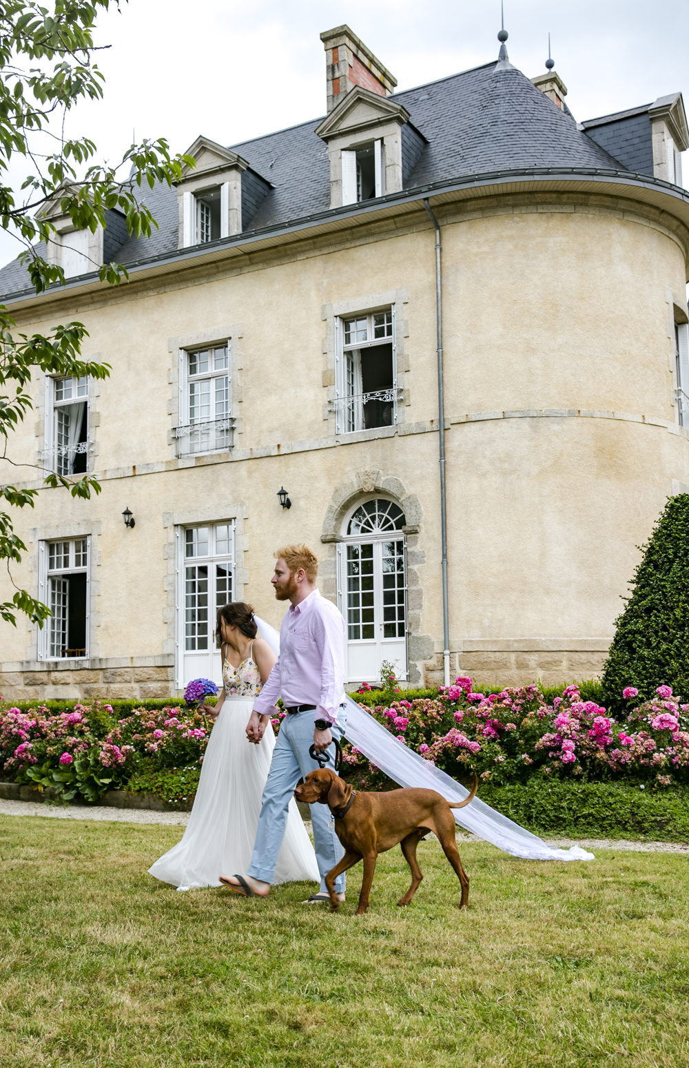 destination wedding chateau de la bergeliere la flocelliere 4