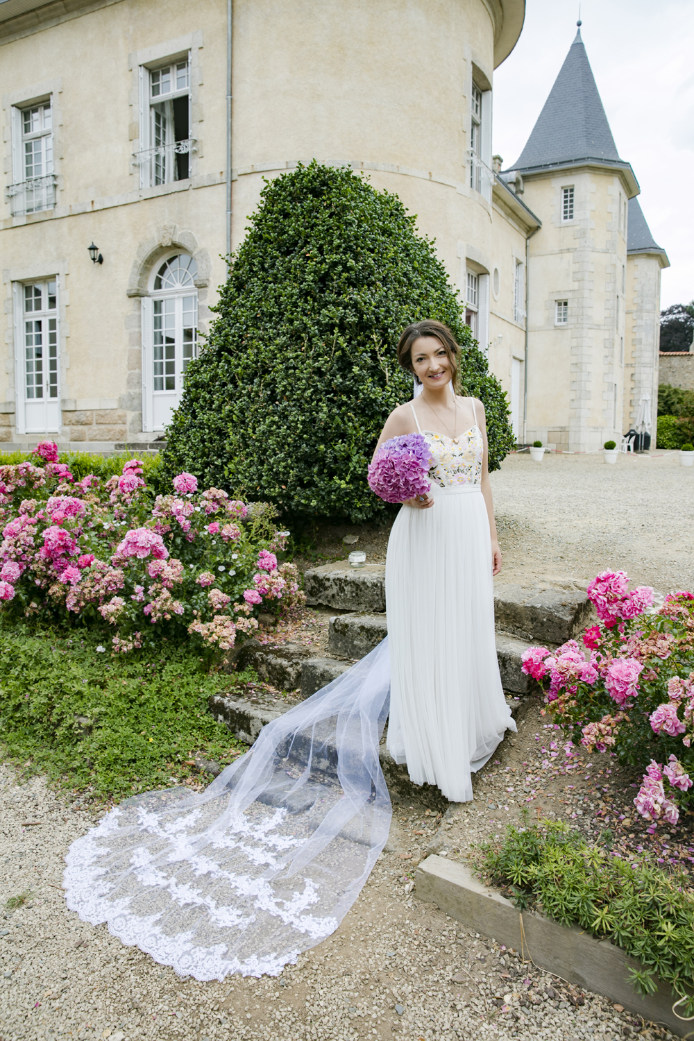 destination wedding chateau de la bergeliere la flocelliere
