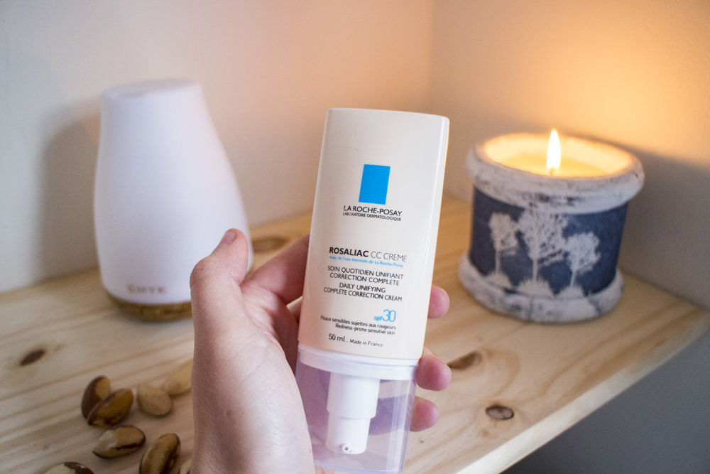 La Roche-Posay Rosaliac CC Cream Blogger Review 1