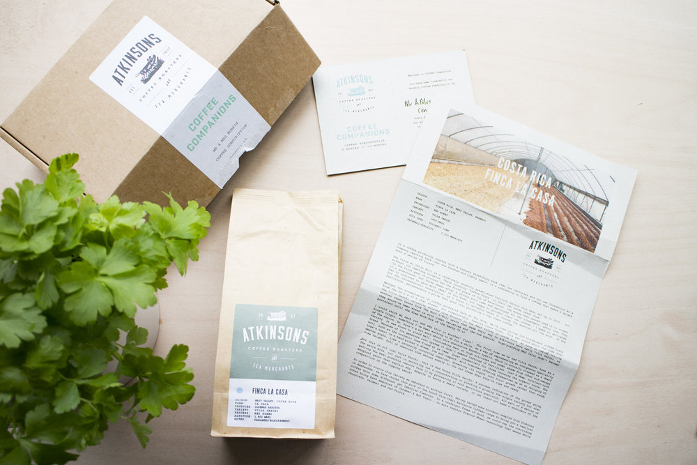 atkins coffee companion subscription