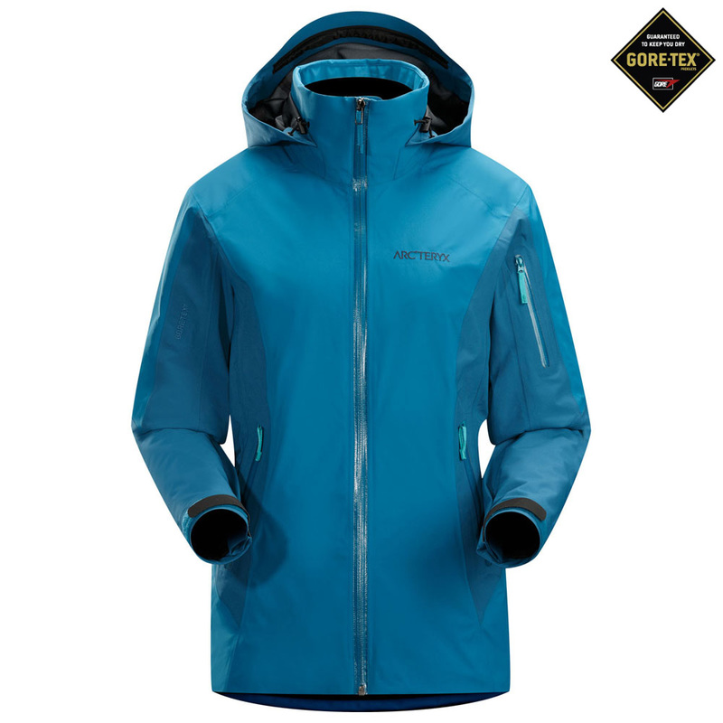 Arcteryx ladies ski jacket