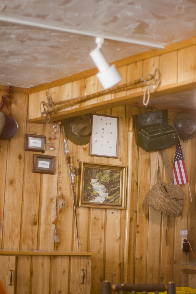 Corbets Cabin Jackson Hole Skiing Waffles