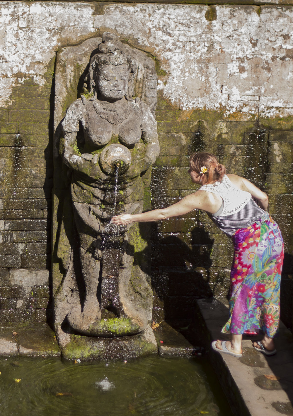 Pura Goa Gajah Bali Temple
