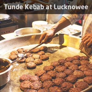 TundeKebab at Lucknowee