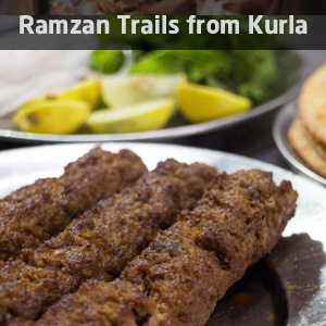 Ramzan Trails from Kurla