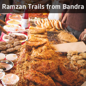 Ramzan Trails from Bandra