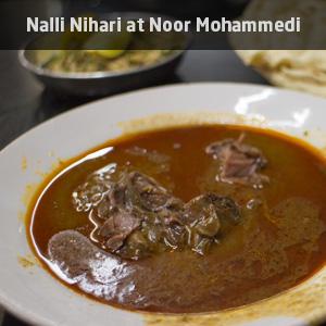 Nalli Nihari at Noor Mohammedi