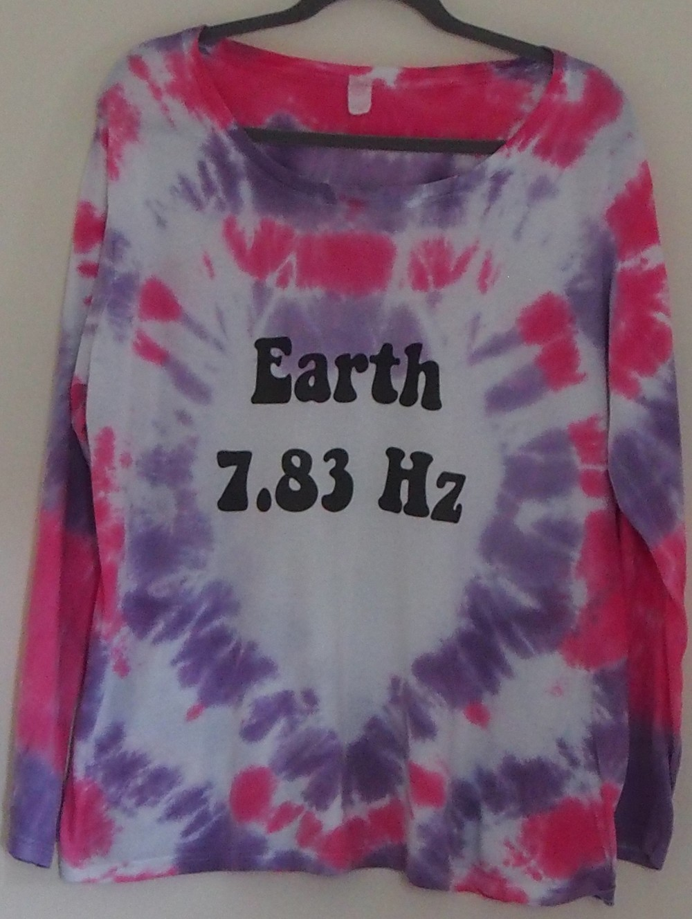 Earth 7.83hz