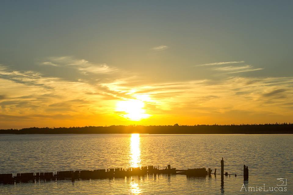 A Michigan Sunset